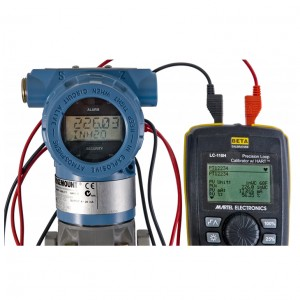 LC-110H Loop Calibrator with HART Communications