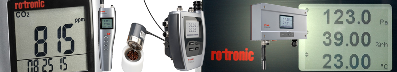Rotronic-banner