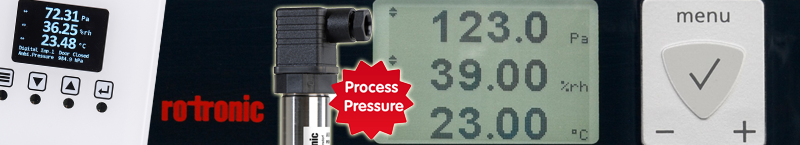 Rotronic-pressure-banner